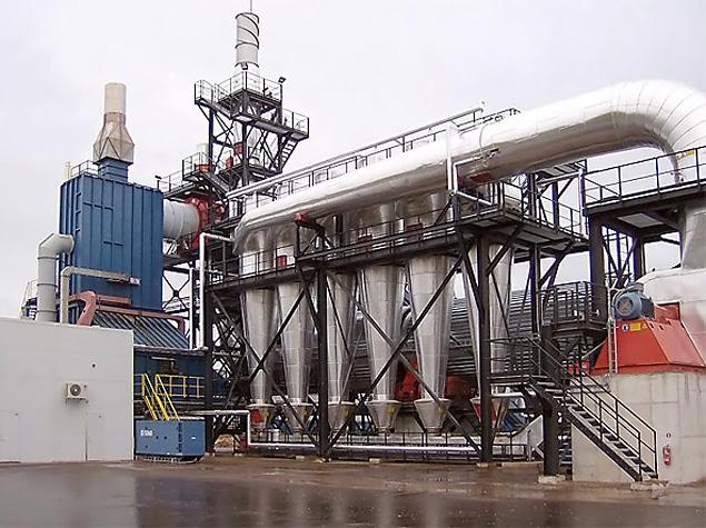 Rohrleitungen Abluftleitungen Zyklone Filtertechnik Umwelttechnik